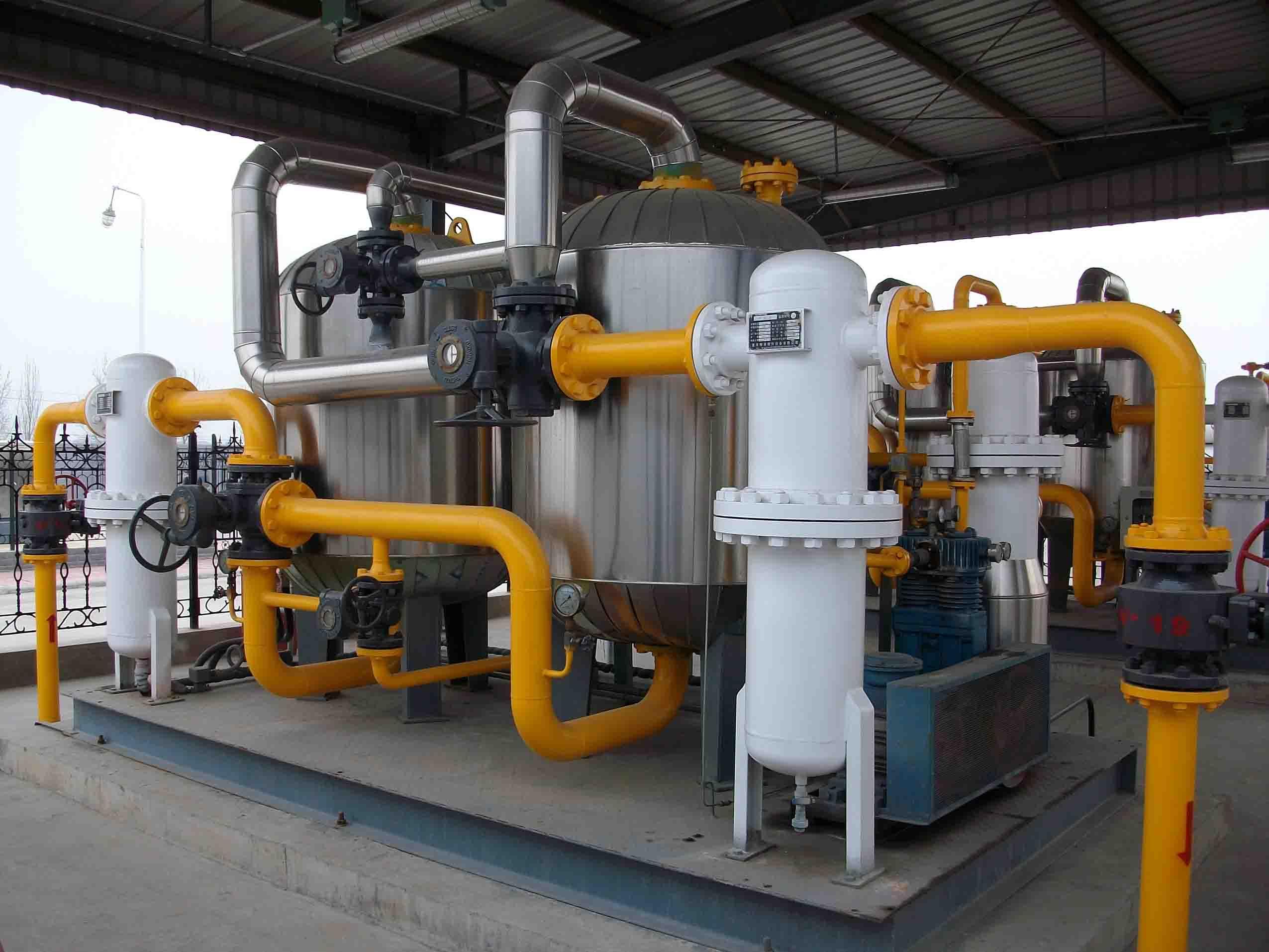 CNG前置天然气干燥器
