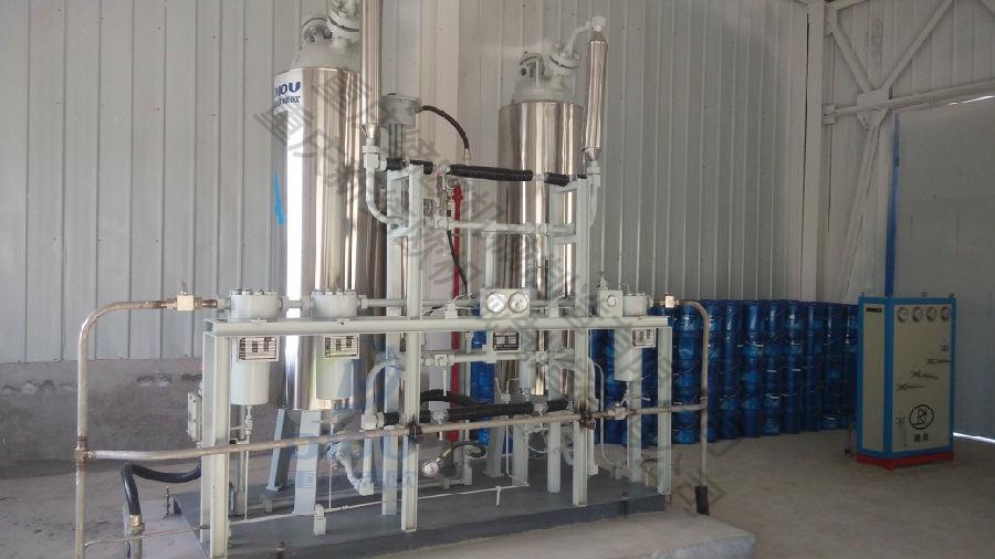 CNG后置天然气干燥器